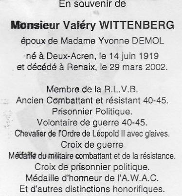 Valéry Wittenberg