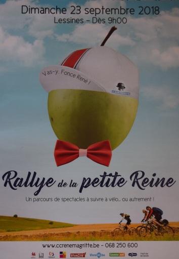 rallye pt reine 2018