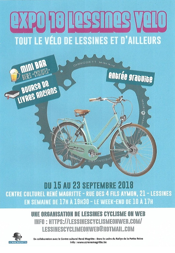 Affiche EXPO 18