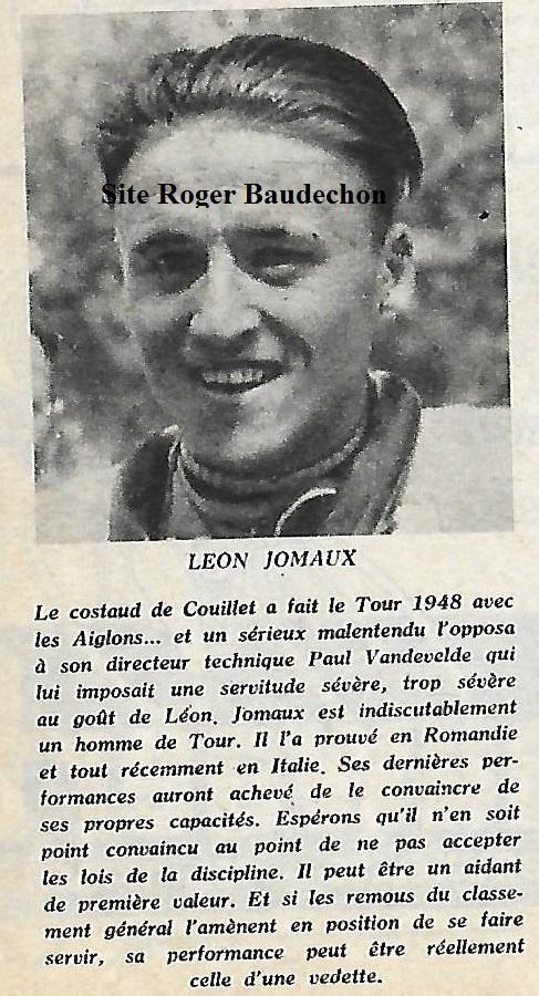 JOMAUX Léon