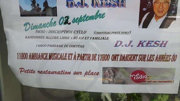 cyclos festin 18