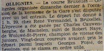 bruxelles ollignies 1935