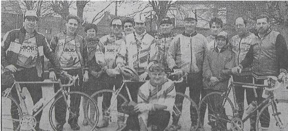 Cyclos de Saint-Roch, le début. 1994