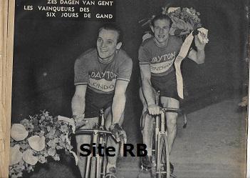 6 JOURS DE GAND 1947