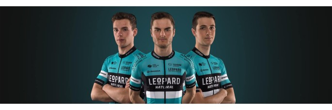 LEOPARD CYCLING