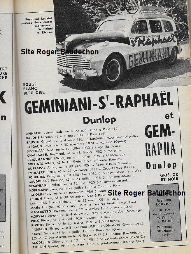 1959 geminiani
