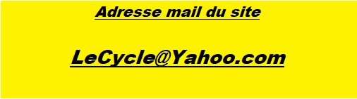 Notre MAIL !!!